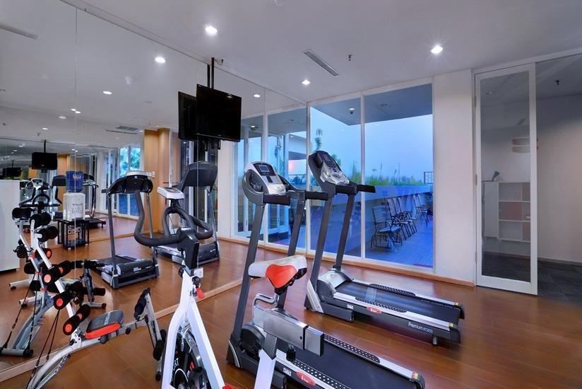 fave hotel Palembang - Pusat Kebugaran