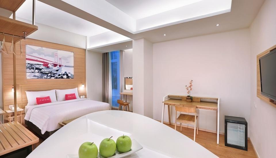 fave hotel Palembang - Kamar Suite
