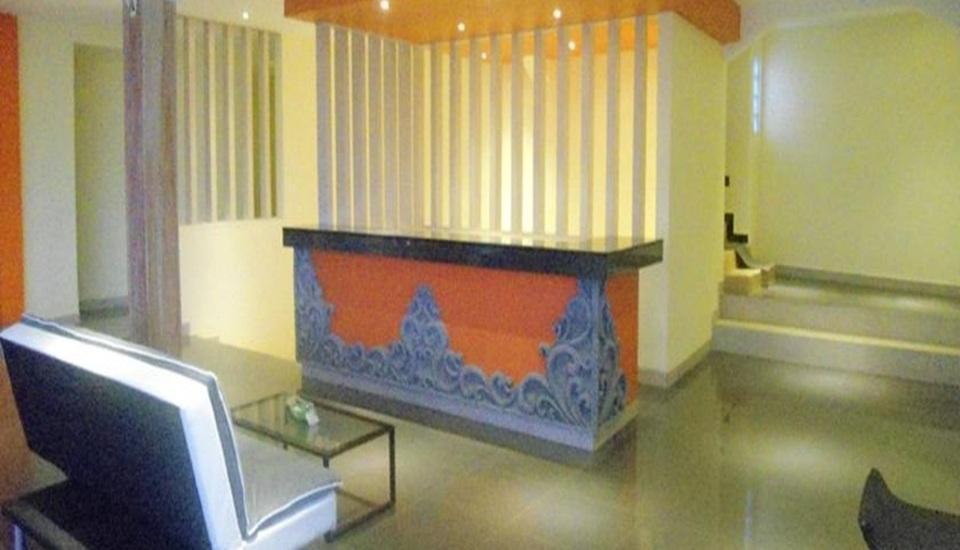 Buana Bali Luxury Villas and Spa Bali - Lobi