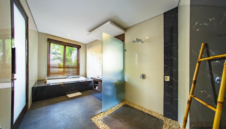 Buana Bali Luxury Villas and Spa Bali - Kamar mandi