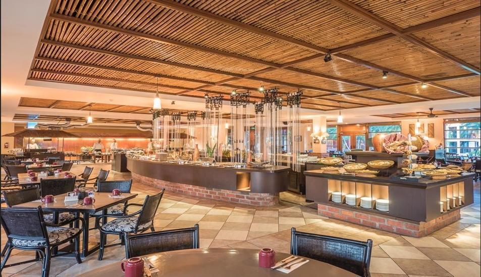 Indra Maya Villa Bintan - Restaurant