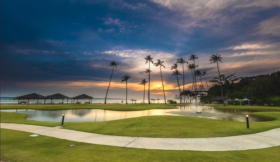 Indra Maya Villa Bintan - View