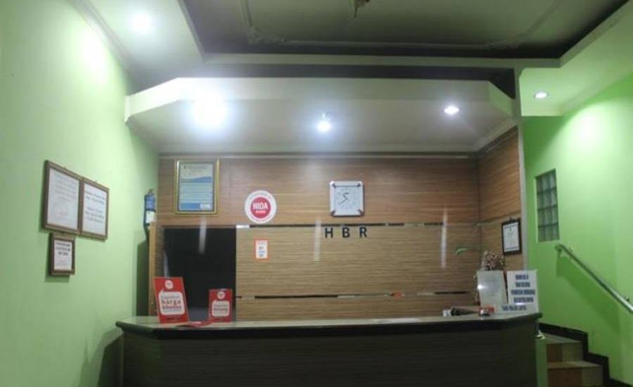 Hotel Bina Rahayu Samarinda - Resepsionis