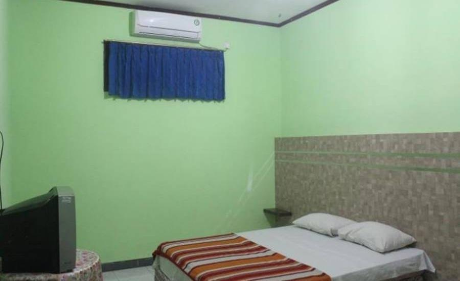 Hotel Bina Rahayu Samarinda - Standard Double Room Regular Plan