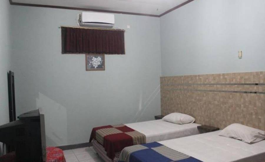 Hotel Bina Rahayu Samarinda - Standard Twin Room Regular Plan