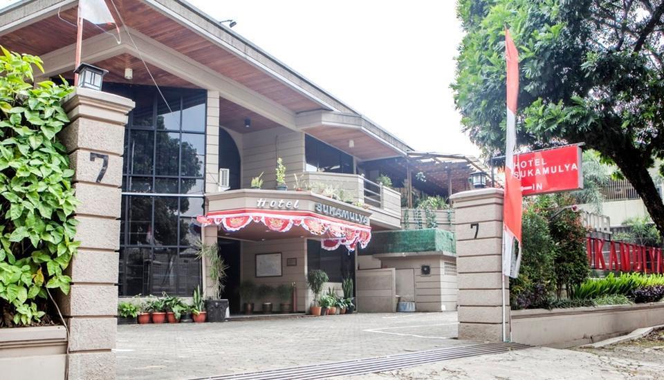 RedDoorz near Hyperpoint Pasteur 2 Bandung - Exterior