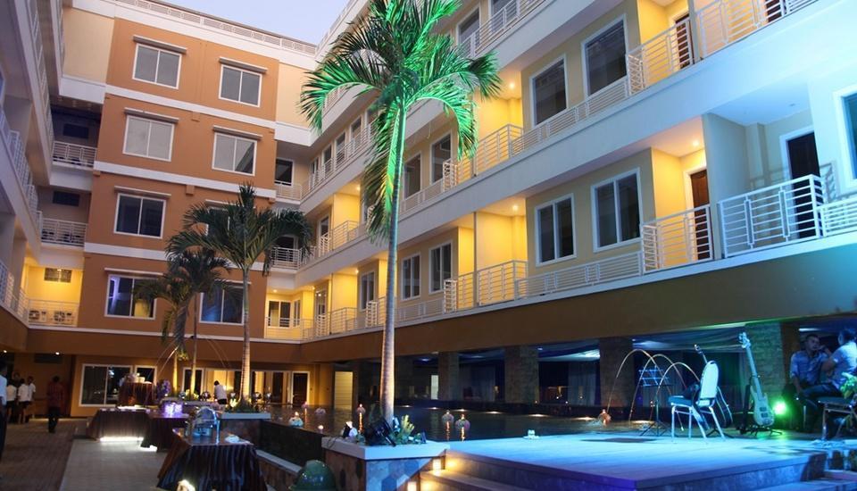 Hotel Sylvia Kupang - Exterior