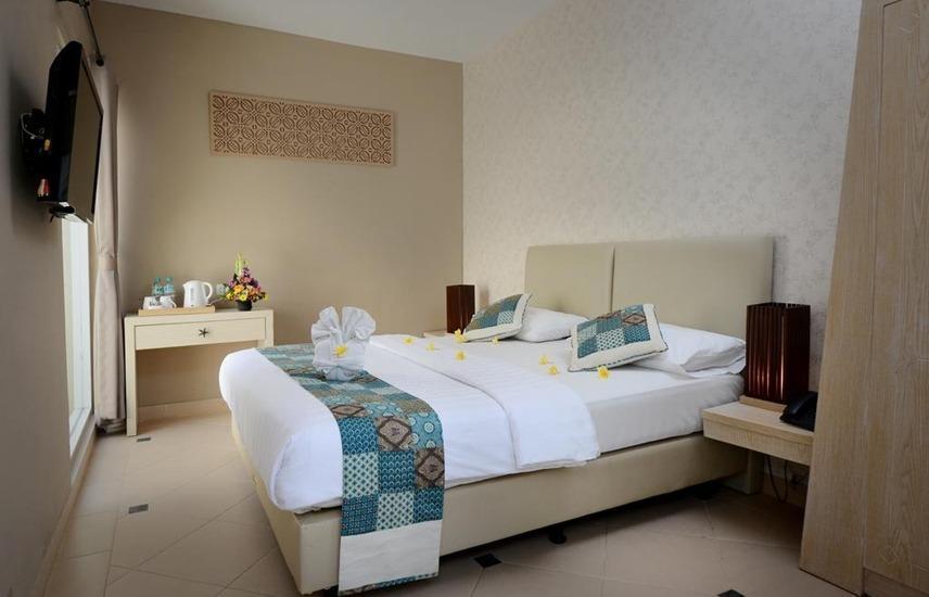 Hotel Bali Breezz Bali - Kamar
