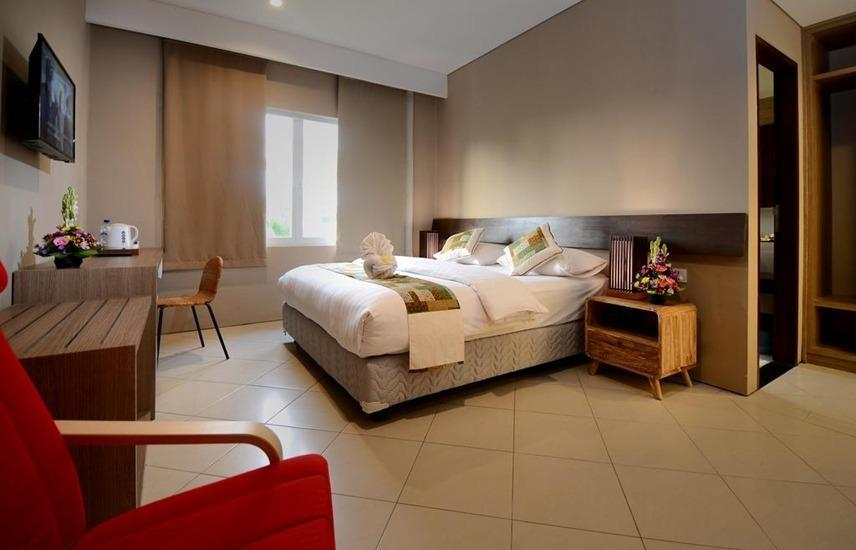 Hotel Bali Breezz Bali - Premiere Room Regular Plan