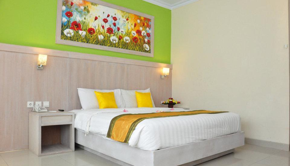 Hotel Puri Saron Denpasar Bali - Superior Room Only Regular Plan