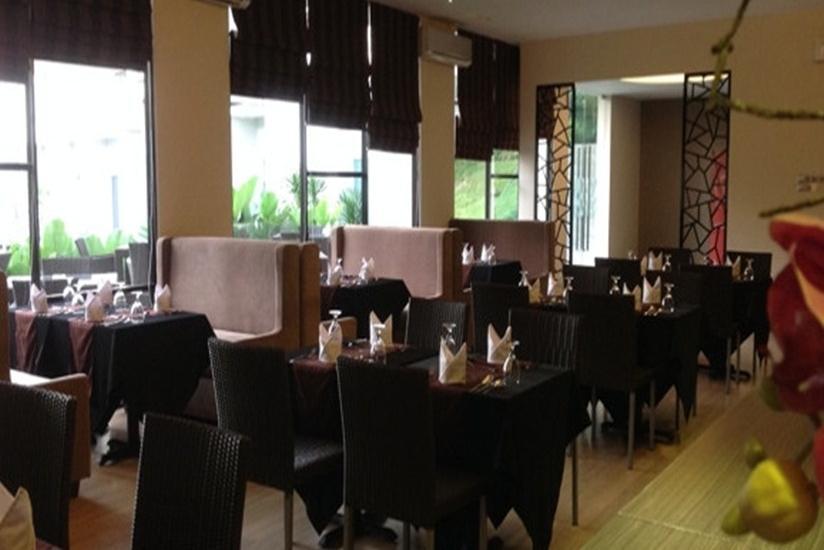 Grand Kecubung Hotel Kotawaringin Barat - Restoran