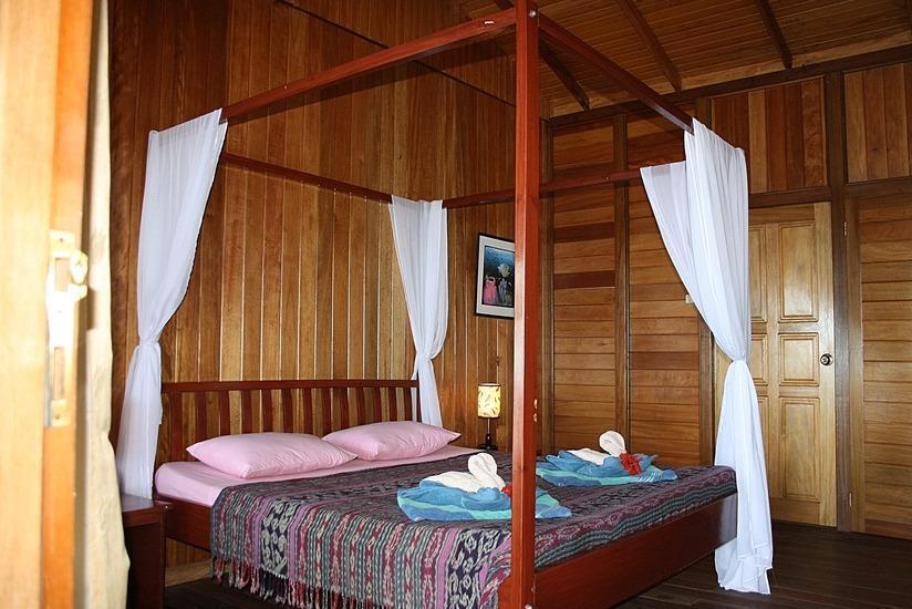Mapia Resort Manado - Kamar tamu