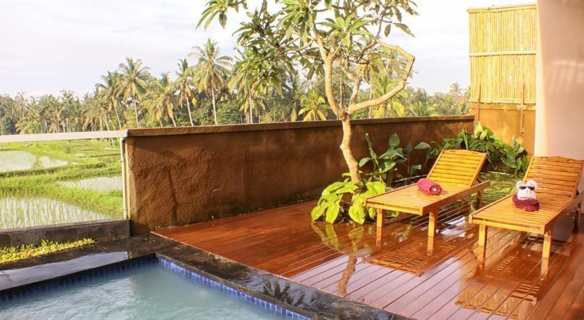 Greenfields Villa Bali - Kolam Renang