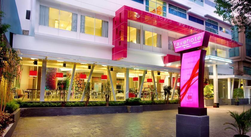favehotel Wahid Hasyim Jakarta - Tampilan Luar