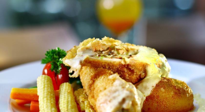 favehotel Wahid Hasyim Jakarta - Makanan