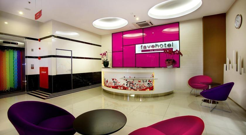 favehotel Wahid Hasyim Jakarta - Resepsionis