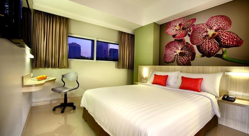 favehotel Wahid Hasyim Jakarta - Kamar Tamu
