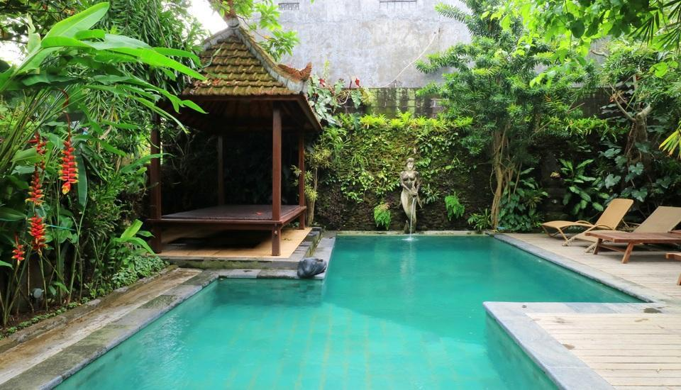 Pering Bungalow Bali - Swimming Pool