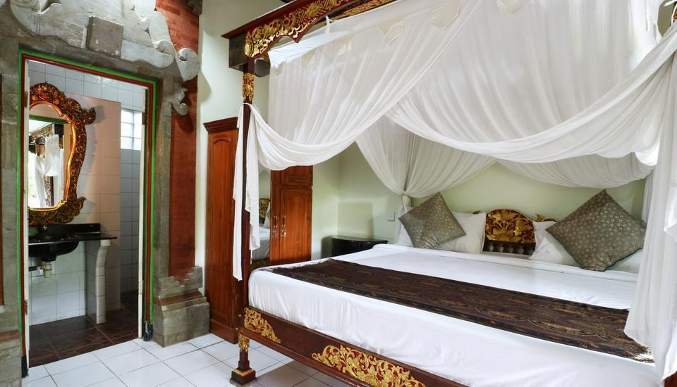 Pering Bungalow Bali - Standard Double Minimum Stay 2 N