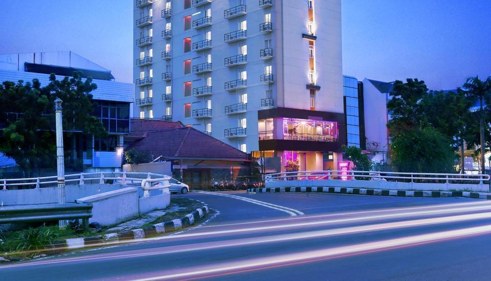 favehotel Tanah Abang Cideng Jakarta - Eksterior