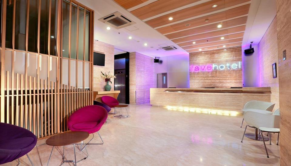 favehotel Tanah Abang Cideng Jakarta - Lobi