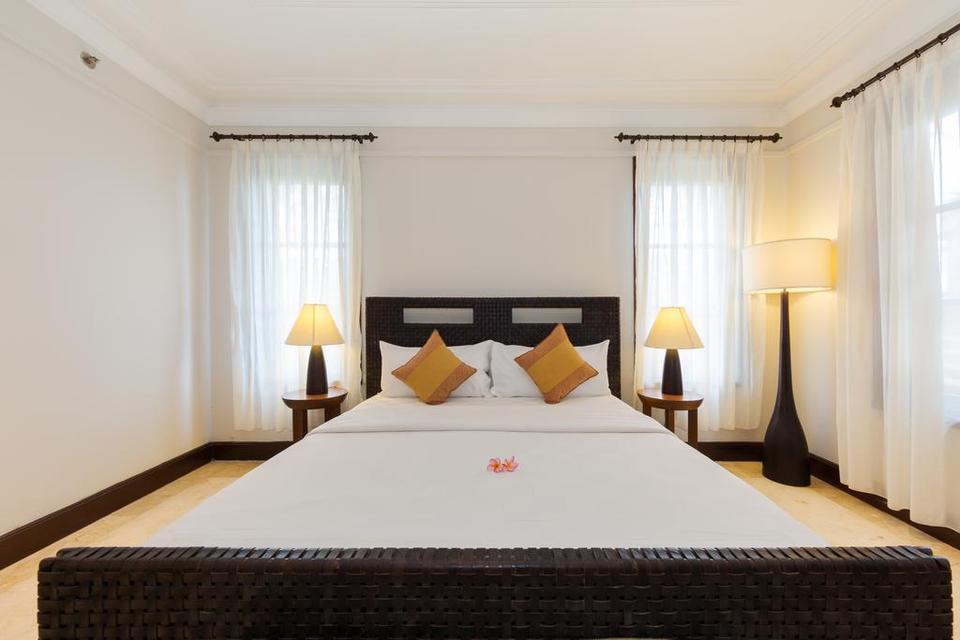 Nirwana Villa Estate Bali - Guest room