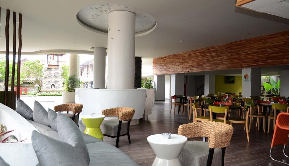 Ion Bali Benoa Bali - Lounge lobi