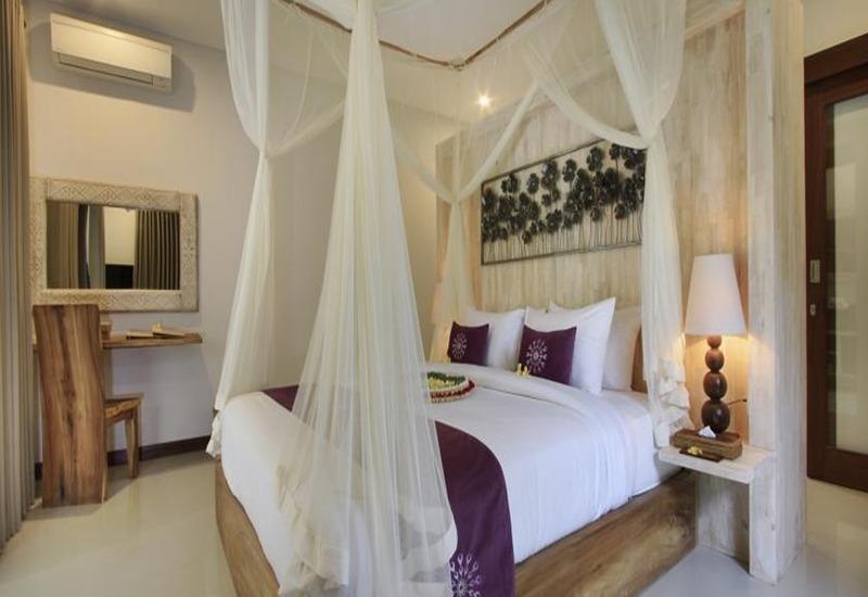 Dedari Kriyamaha Villas Bali - Kamar tamu