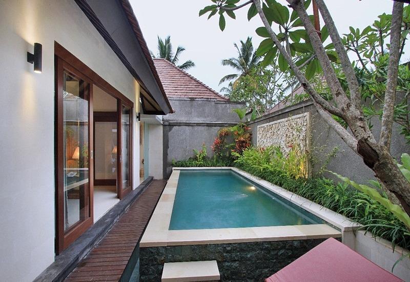 Dedari Kriyamaha Villas Bali - Kolam Renang