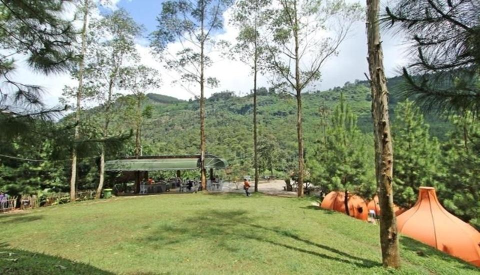 The Lodge Maribaya Bandung - Exterior