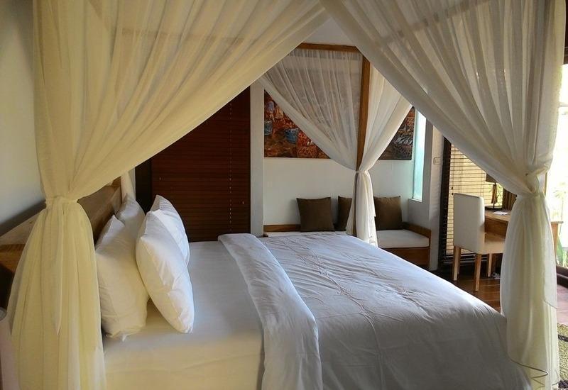 d'Nusa Beach Club and Resort Bali - Kamar tamu