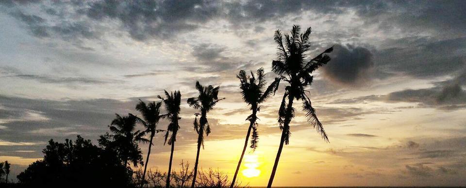 d'Nusa Beach Club and Resort Bali - Sunset