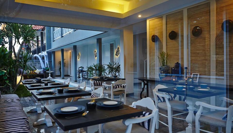 Summerhome Seminyak  Bali - Restoran