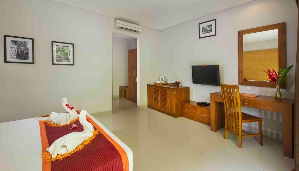 Pertiwi Bisma 2 Ubud - Super Deluxe Room Only Regular Plan