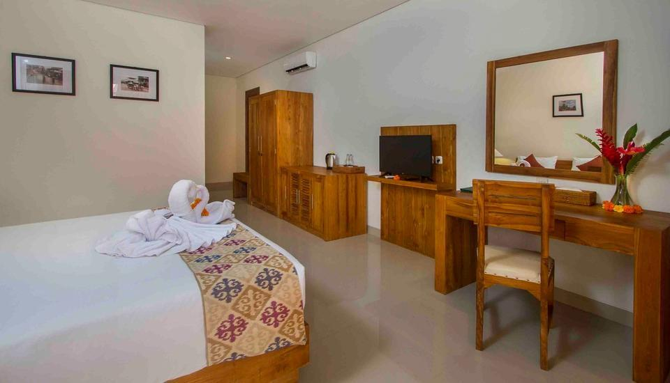 Pertiwi Bisma 2 Ubud - Deluxe Suite Room Only Regular Plan
