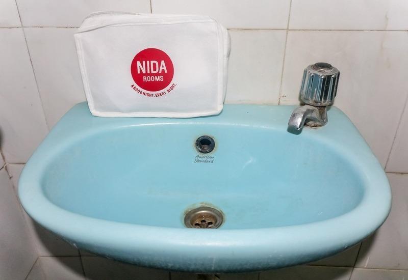 NIDA Rooms Bratang Binangun Marvel City - Kamar mandi