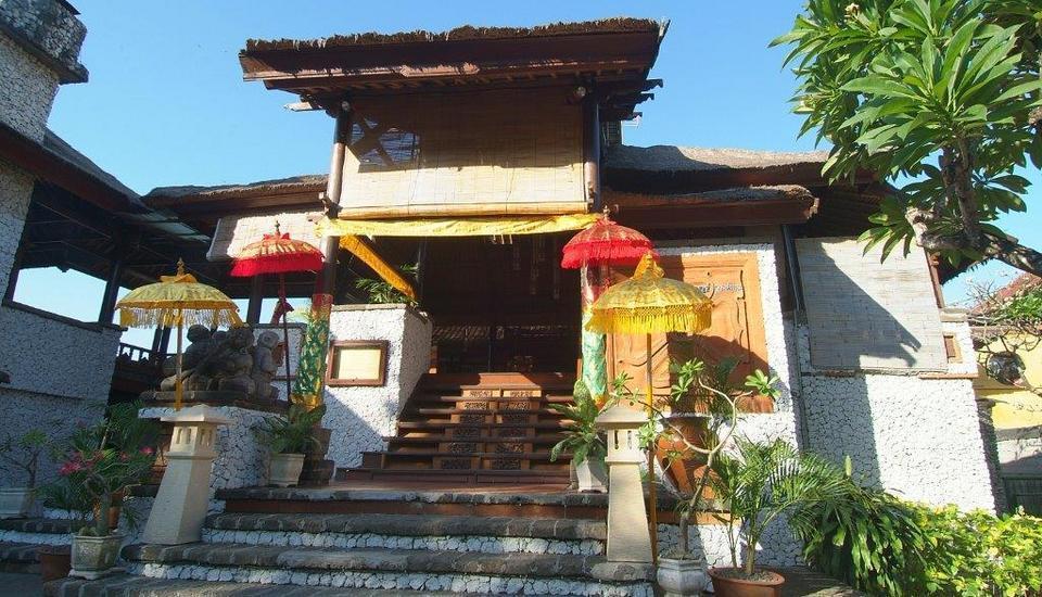Balisani Padma Bali - Lobby Outdoor