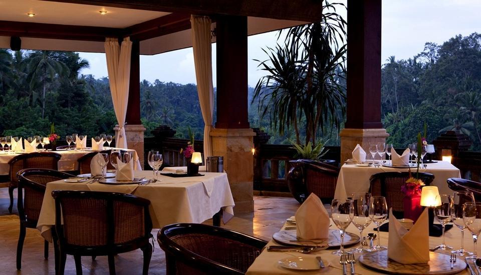 Viceroy Bali - Restaurant