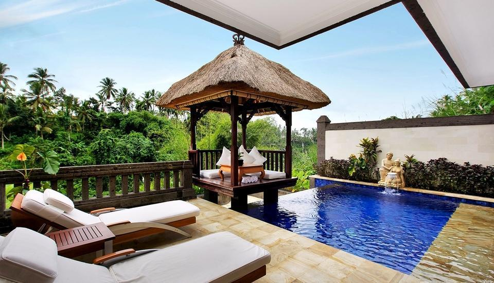Viceroy Bali - Deluxe Terrace