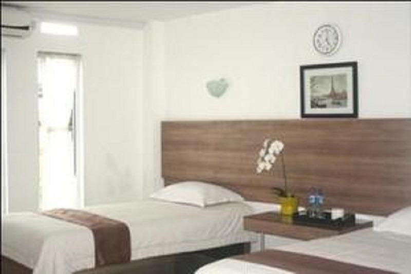 Accordia Dago Hotel Bandung - Deluxe Twin Non Balcony With Breakfast Weekend Promo