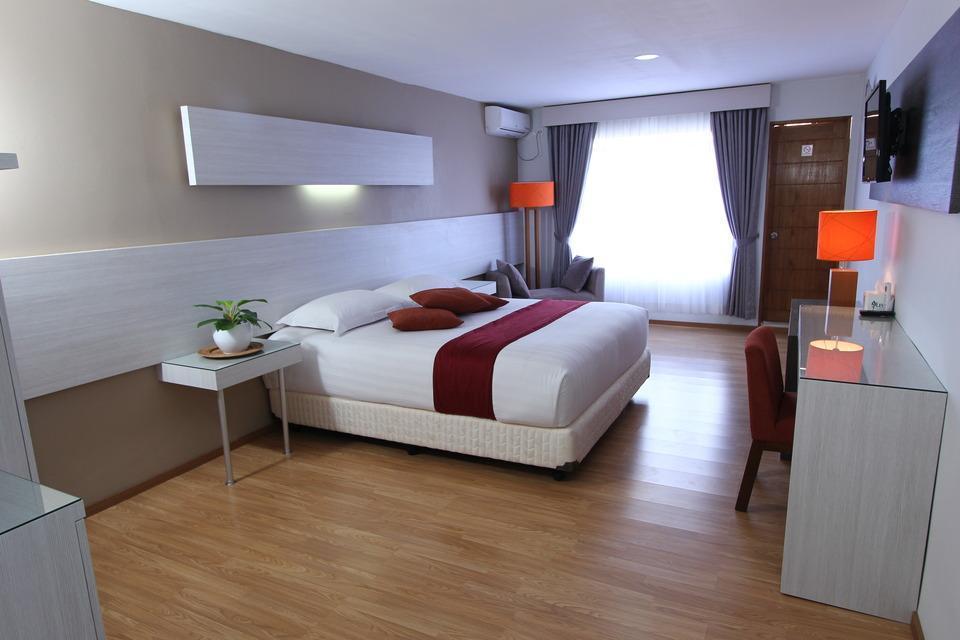 Accordia Dago Hotel Bandung - Deluxe Balcony