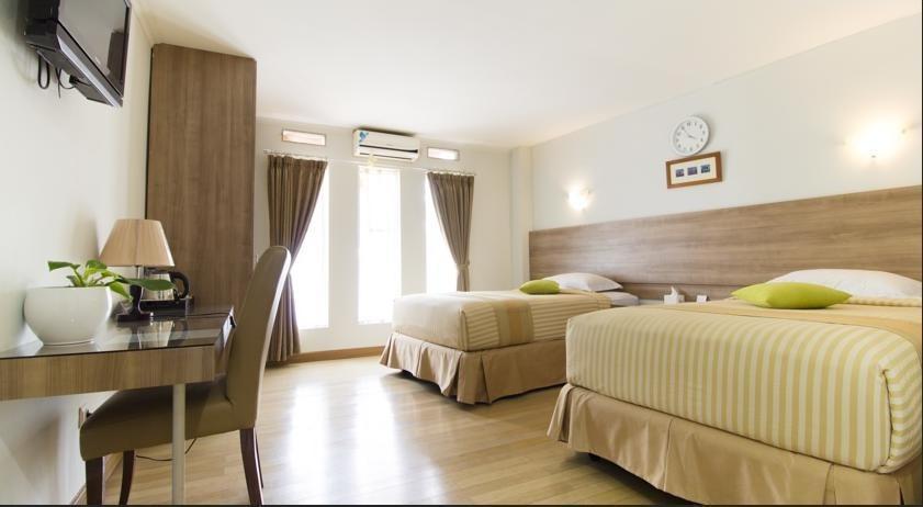 Accordia Dago Hotel Bandung - Deluxe Non Balcony