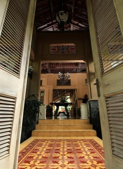 Kayu Arum Resort Salatiga - Pintu Masuk