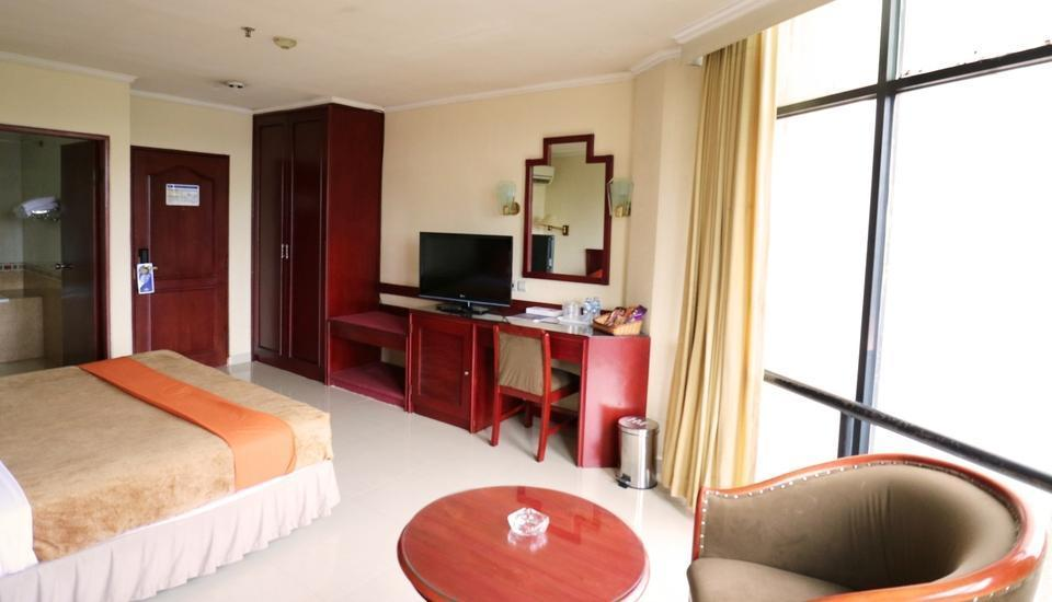 Hotel Melawai 2 Jakarta - Standard King Room Breakfast Included MINIMUM STAY 3 NIGHTS