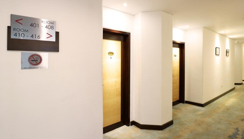 Hotel Melawai 2 Jakarta - Corridor