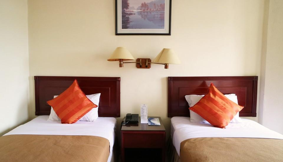 Hotel Melawai 2 Jakarta - Standard Twin Room Breakfast Included MINIMUM STAY 3 NIGHTS