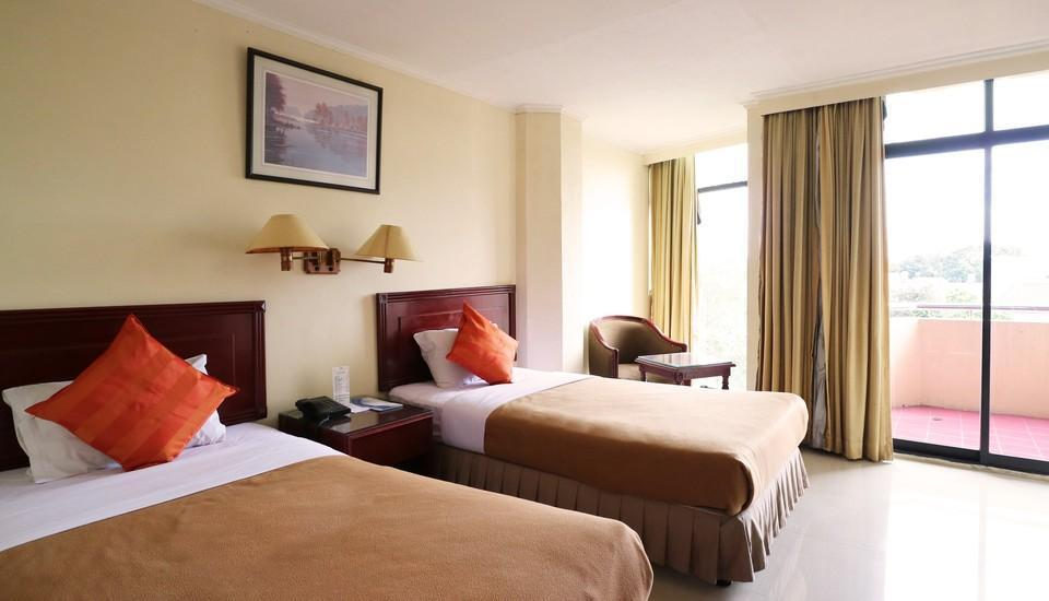 Hotel Melawai 2 Jakarta - Standard Twin Room Breakfast Included WEEKEND DEAL
