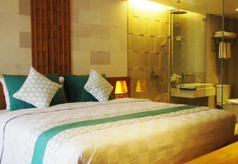 Bedrock Hotel Bali - Grand Deluxe Regular Plan
