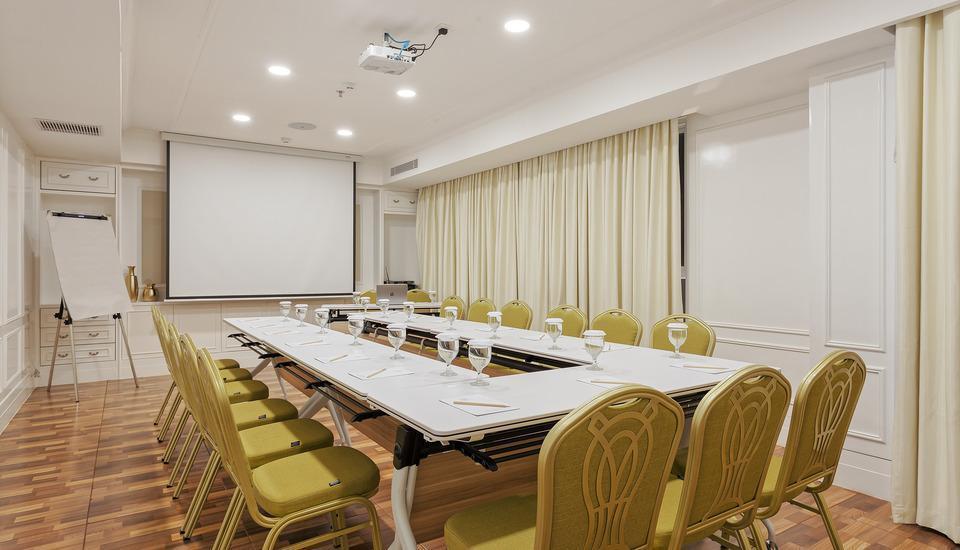 Cordela Norwood Hotel Jakarta - Ruang Pertemuan