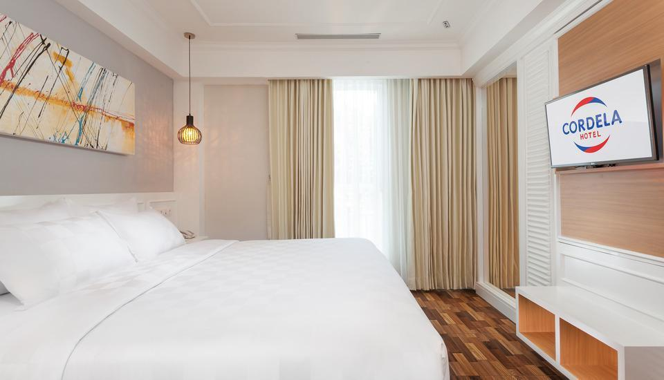 Cordela Norwood Hotel Jakarta - Deluxe King Regular Plan